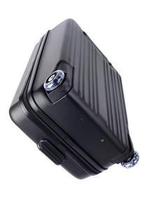 "Constellation Cordoba ABS Suitcase Set, 18 & 28"", Black Thumbnail 3"