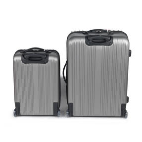 "Constellation 27"" Grey Cordoba ABS Suitcase Luggage Case Thumbnail 2"