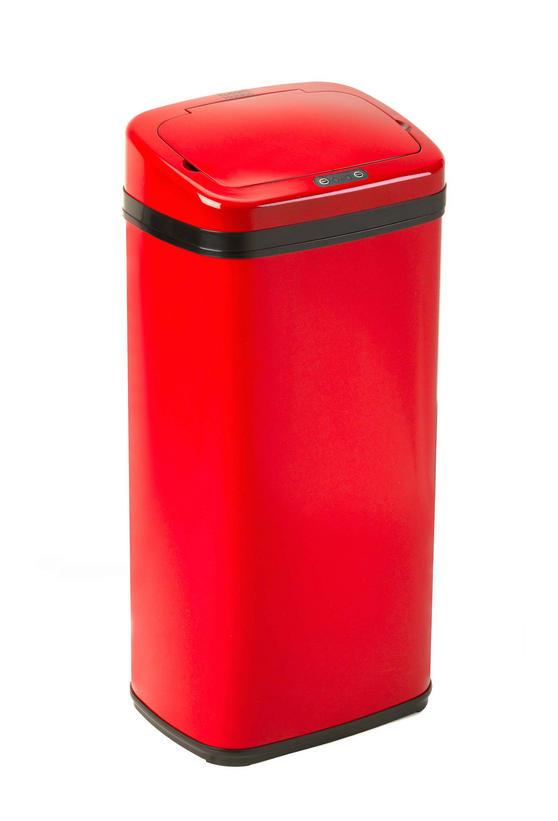 Russell Hobbs BW04513 Square 50L Sensor Bin Red