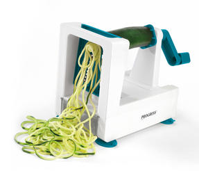 Progress BW05563B Be Balanced 3 Blade Blue Fruit and Vegetable Spiralizer Thumbnail 1
