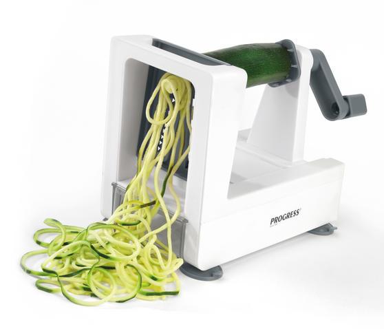 Progress BW05563G Be Balanced 3 Blade Grey Fruit and Vegetable Spiralizer