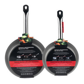 Russell Hobbs Infinity Set of 2 Frying Pans, 24/28cm Thumbnail 5