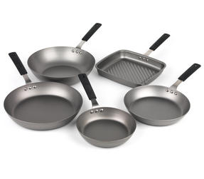 Salter Pan for Life 5 Piece Kitchen Pan Set Thumbnail 1