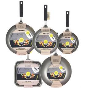 Salter Pan for Life 5 Piece Kitchen Pan Set Thumbnail 4