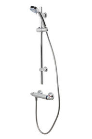 Beldray LA037015 3 Function Replacement Shower Set, Chrome Thumbnail 1