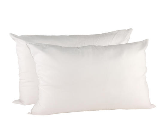 Beldray Deep Fill Pillows, Twin Pack, White Thumbnail 2