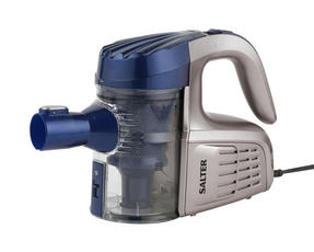Salter SAL0001 2 In 1 Silver Blue Cyclonic Multi Vac Vacuum, 600 W [A Class Energy Rating] Thumbnail 4