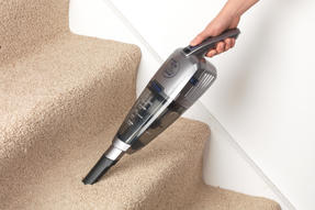Salter SAL0003 Rechargable Cordless Boost Vac Vacuum Cleaner, 22.2 V, Silver Thumbnail 4