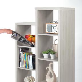 Salter SAL0003 Rechargable Cordless Boost Vac Vacuum Cleaner, 22.2 V, Silver Thumbnail 6