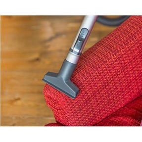 Hoover BF70_VS01002 Vision Reach Bagless Pets Cylinder Vacuum Cleaner, 700 W, Silver/Purple Thumbnail 4