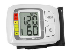 Salter BPW9100GB Automatic Wrist Blood Pressure Monitor Thumbnail 2
