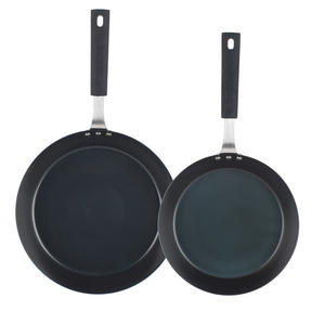Salter Pan For Life 24/28cm Frying Pans, Black Thumbnail 2