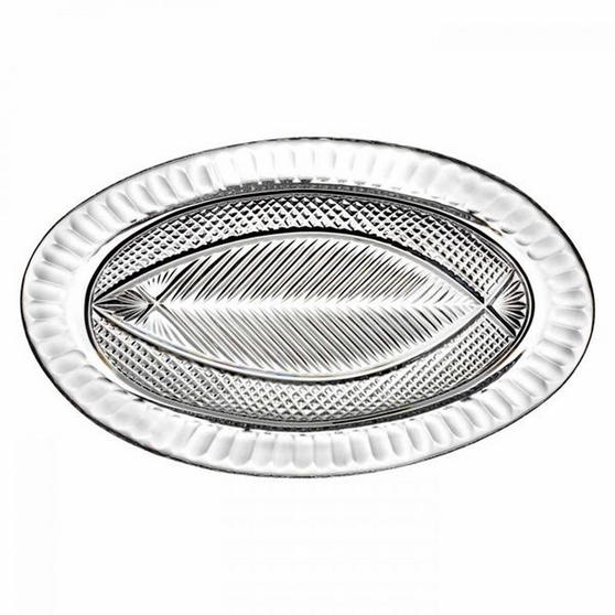 Waterford 40000634 Designer Studio Atlantic Herring Crystal  Platter - Limited Edition