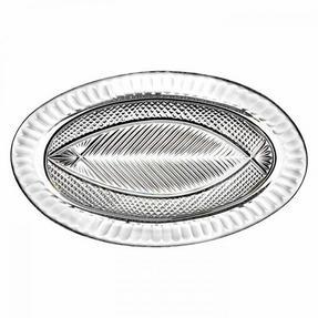 Waterford 40000634 Designer Studio Atlantic Herring Crystal  Platter - Limited Edition Thumbnail 1