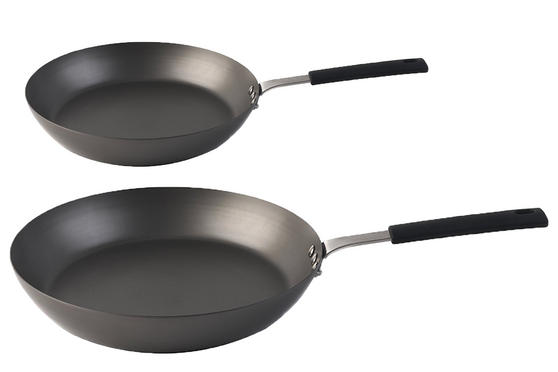 Giles & Posner Pan for Life Set of 2 Frying Pans, 24/28cm
