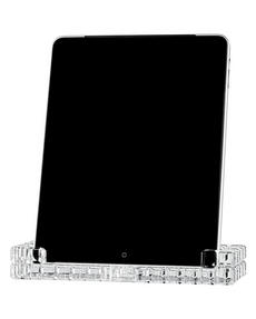 Waterford 161039 London iPad Crystal Docking Station