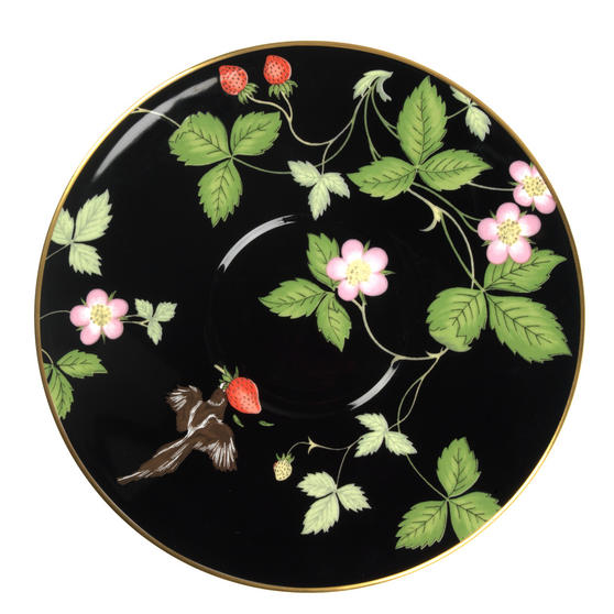 Wedgwood 40022793 Greedy Bird Saucer