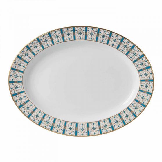 Wedgwood 5C109300109 Basilica Oval Platter
