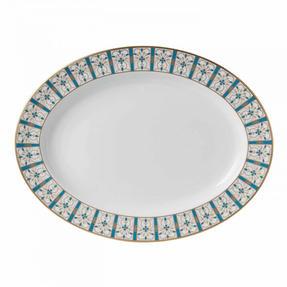 Wedgwood 5C109300109 Basilica Oval Platter Thumbnail 1