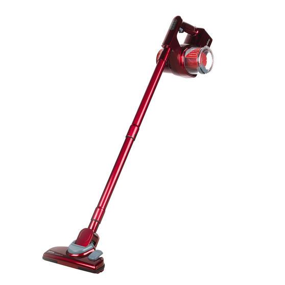 Beldray BEL0625 Quick Cordless Lite Vacuum Cleaner, 0.3 Litre, 22.2 V, Red