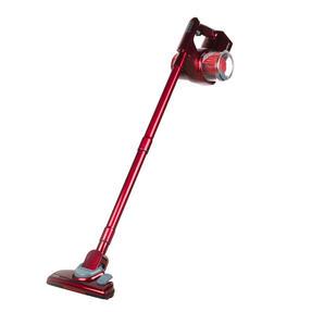 Beldray BEL0625 Quick Cordless Lite Vacuum Cleaner, 0.3 Litre, 22.2 V, Red Thumbnail 1