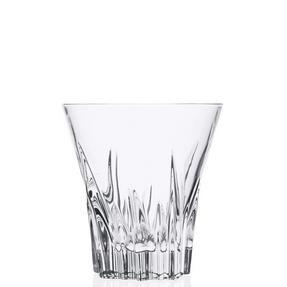 RCR 26275020006 Crystal Fluente Whiskey Glasses, 310ml, 9.7cm, Set of 6 Thumbnail 2
