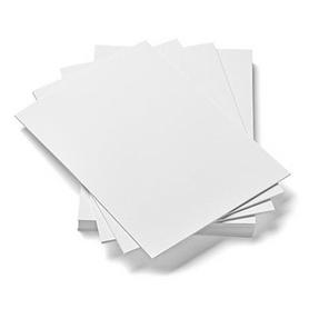 Just Stationery 5095 A4 30 Sheet White Card Thumbnail 2