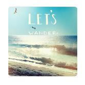Inspire BCH281753 Luxury Coastline Placemats, 29 x 29cm, Hardboard, Multicolour, Set of 4 Thumbnail 1