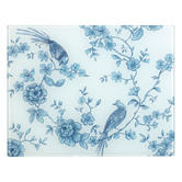 Inspire WC284815 Luxury Angelica Placemats, 28 x 22cm, Glass, Clear, Set of 4 Thumbnail 1