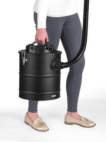 Beldray EH1781 Ash Fireplace BBQ Chimney Vacuum Cleaner, 1200 W, 20 Litre Thumbnail 4