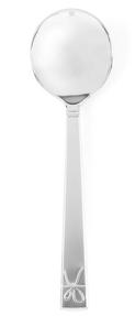 Vera Wang Love Knots Stainless Steel Starter Cutlery Set, Fork, Knife, Soup Spoon Thumbnail 6