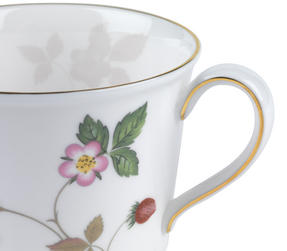 Wedgwood 50105507971 Wild Strawberry Pink Tea Cup Thumbnail 2