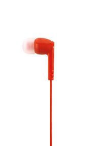 Intempo Buddy Buds Earphones, Orange Thumbnail 3