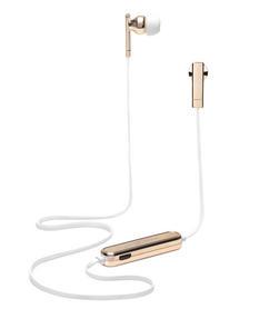 Intempo Metallic Look Bluetooth Earphones, Gold