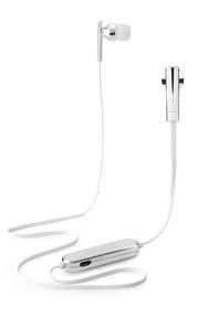 Intempo Metallic Look Bluetooth Earphones, Silver