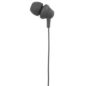 Intempo EE1740BLKSTK Travel Earphones with Carry Case, Black Thumbnail 3