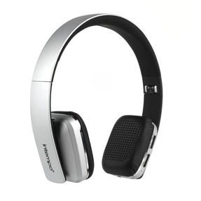 Intempo Bluetooth Wireless Headphones, Silver Thumbnail 1