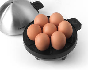 Salter Electric Egg Cooker for Boiling and Poaching Thumbnail 5