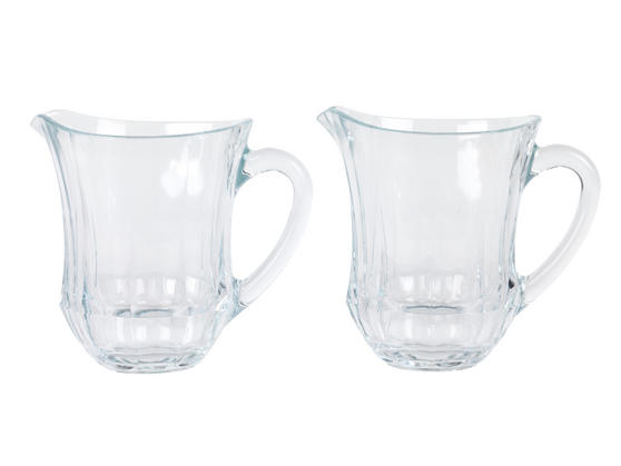 RCR Provenza Crystal Glass Jug,  1.17 L, Set of 2