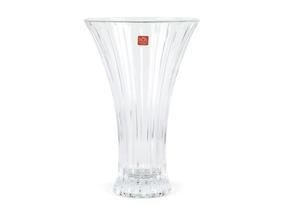 RCR Timeless Crystal Glass Centrepiece Bowl and Vase Set Thumbnail 4