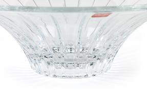 RCR Timeless Crystal Glass Centrepiece Bowl and Vase Set Thumbnail 5