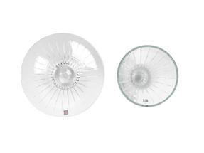 RCR Timeless Crystal Glass Centrepiece Bowl and Vase Set Thumbnail 8