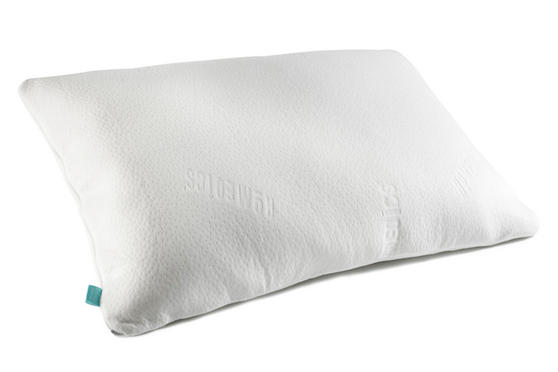 HoMedics MFHST85472 Traditional Memory Foam Pillow, 69 x 37 cm
