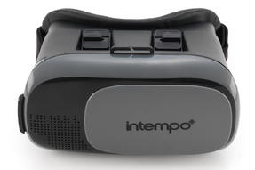 Intempo EE2226 Bluetooth 3D Virtual Reality Headset with Earbuds