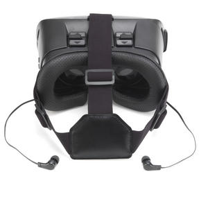 Intempo Bluetooth 3D Virtual Reality Headset with Earbuds Thumbnail 2
