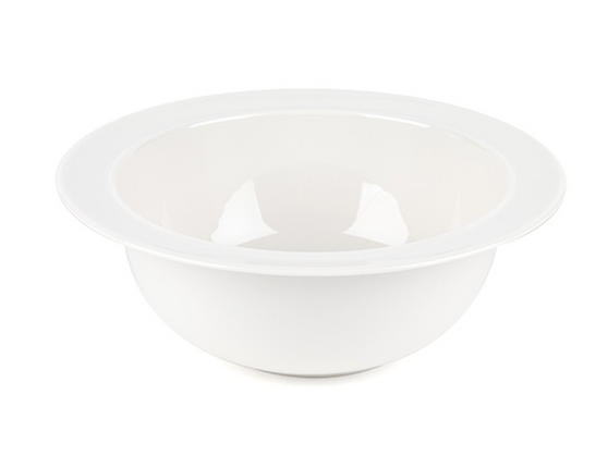 Alessi La Bella Tavola Porcelain Serving Bowl, 25.5cm