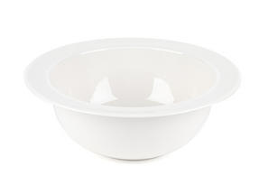 Alessi La Bella Tavola Porcelain Serving Bowl, 25.5cm Thumbnail 1