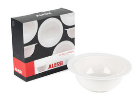 Alessi La Bella Tavola Porcelain Serving Bowl, 25.5cm Thumbnail 4