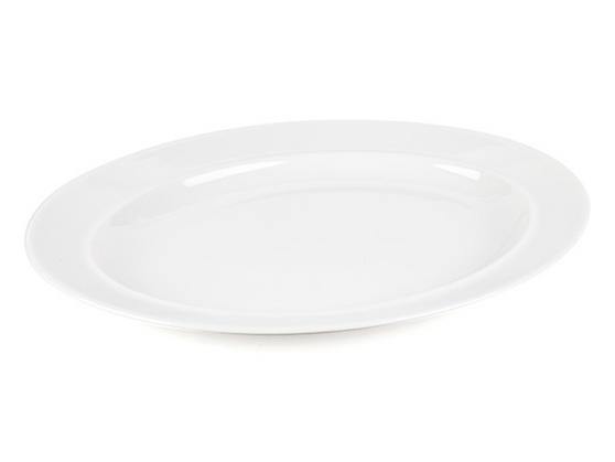 Alessi La Bella Tavola Porcelain Serving Platter, 36cm