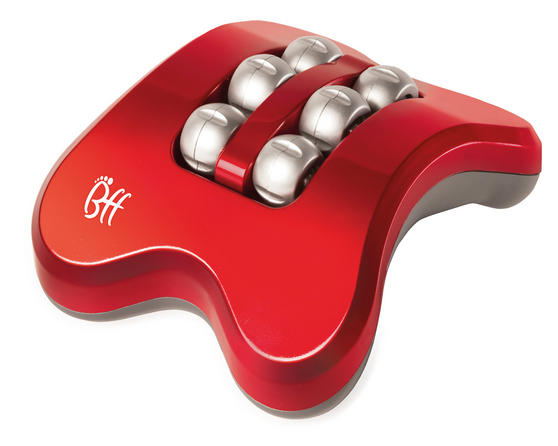 JML V13143 BFF Mini Vibrating Pressure Point Foot Massager